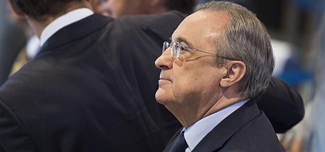 Foto: Florentino Pérez est formel:
