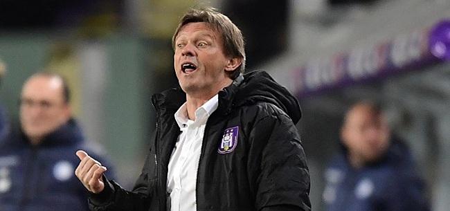 Foto: Fin de l'histoire:  l'Anderlechtois est arrivé au bout de son crédit