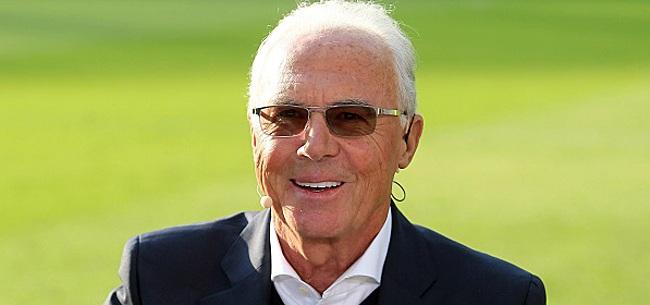 Foto: Beckenbauer soutient Löw, mais envisage un retour de Müller