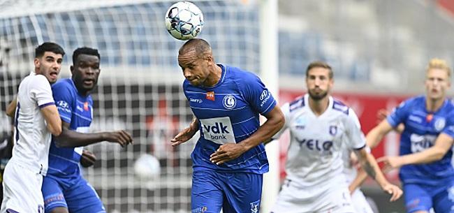 Foto: Des buts mais pas de vainqueur: Gand et le Beerschot se neutralisent