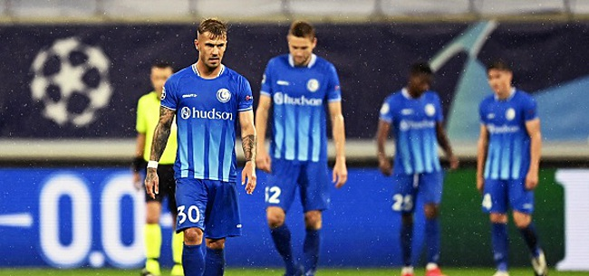 Foto: LDC Réduit à dix, Gand s'incline face au Dynamo. Tous les résultats