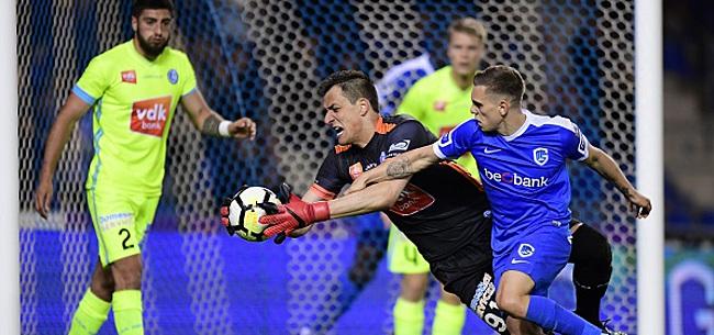 Foto: La Gantoise et Genk se disputent un ancien joueur d'Anderlecht