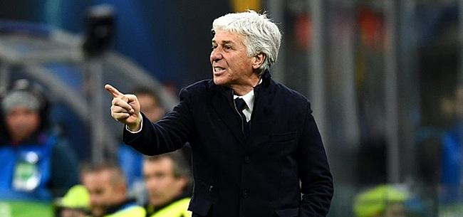 Foto: Gasperini se plaint de l'arbitrage après le match face au Real