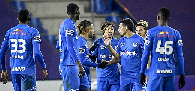 Foto: Un défenseur de Genk a la cote: trois clubs de D1A le suivent de près !