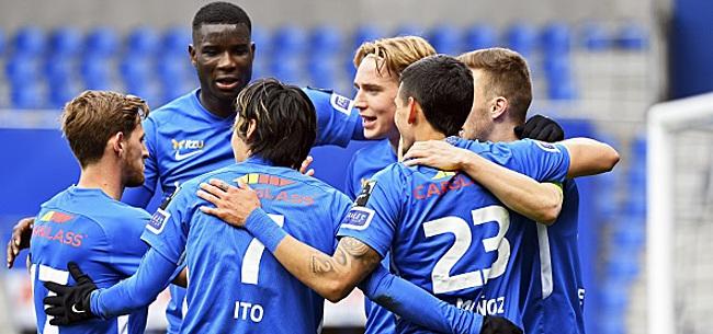 Foto: Excellente nouvelle pour le Standard: trois nouveaux titulaires absents à Genk !