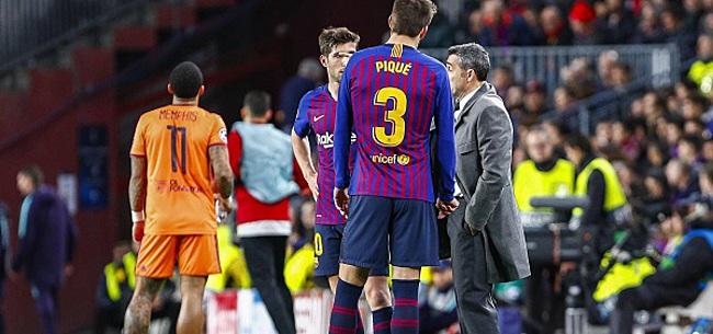 Foto: Piqué n'y croit plus: