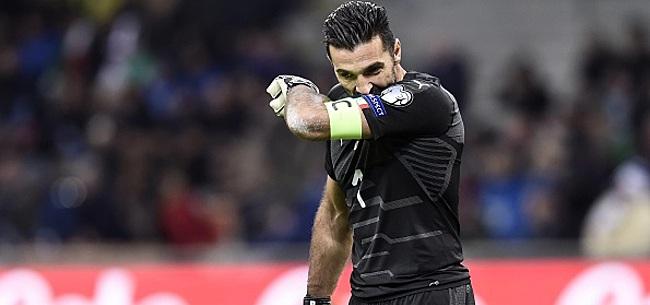 Foto: Le salaire de Gigi Buffon au PSG révélé!