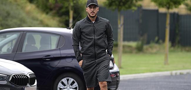 Foto: Pérez est clair au sujet de Hazard: