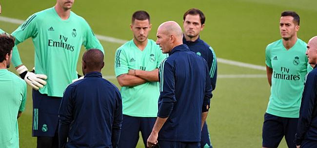 Foto: Courtois et Hazard ne recevront pas de prime en cas de titre
