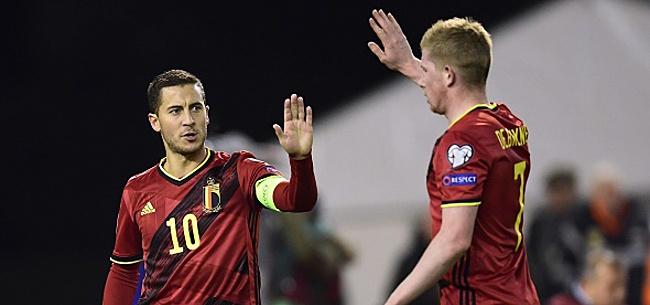 Foto: De Bruyne ou Hazard? Larqué a tranché