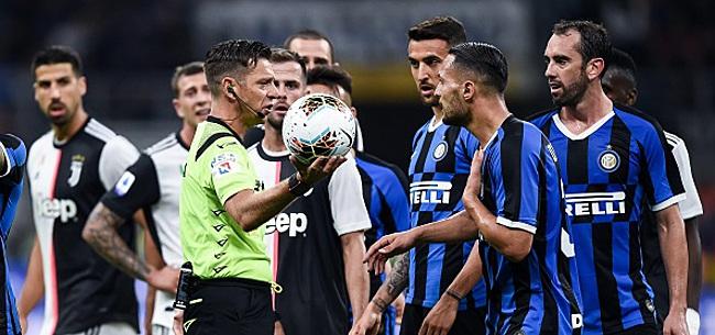 Foto: L'Inter Milan a commis une fameuse bourde avec un Belge