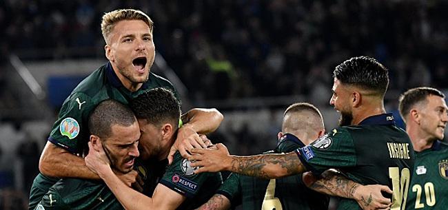 Foto: L'Italie qualifiée pour l'Euro, l'Espagne pas encore