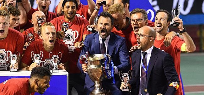 Foto: Gentleman Leko: il leur dédie la victoire de l'Antwerp