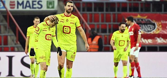 Foto: Il a le covid et ne jouera pas contre Bruges