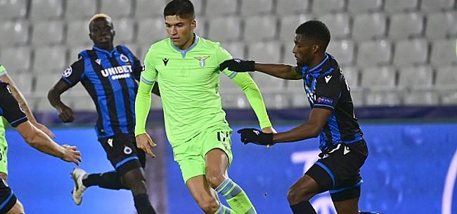 Foto: Bruges doit se contenter d'un point contre la Lazio