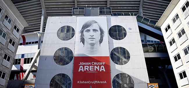 Foto: Plus de 280 matchs pour l'Ajax à son compteur: un club belge le suit