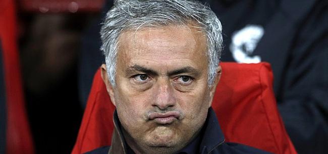 Foto: Mourinho de plus en plus proche de regarder la prochaine C1 à la télé