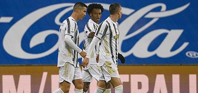 Foto: La Juventus remporte la Supercoupe d'Italie face à Naples et Dries Mertens