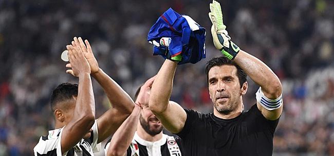 Foto: Une offre insolite pour Buffon: