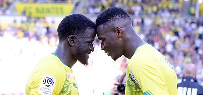 Foto: Coulibaly est dans le viseur d'un club belge: il peut quitter Nantes