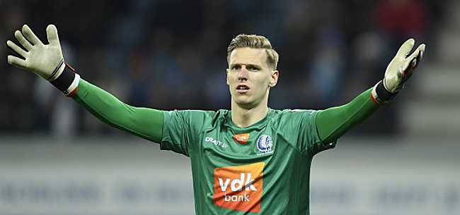 Foto: L'ancien gardien d'Anderlecht élu joueur de l'année dans son club