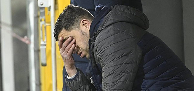Foto: Charleroi devait se rendre à Louvain: le match est finalement annulé