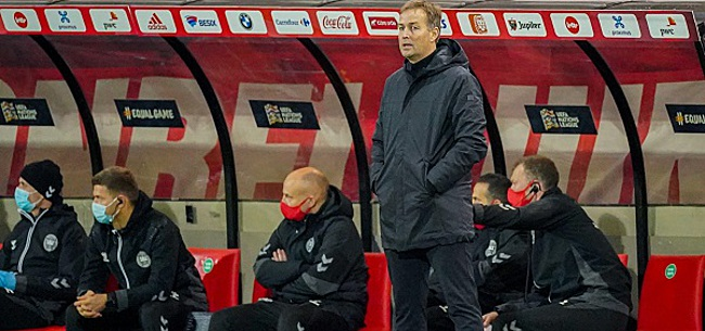 Foto: Les Danois ragent contre l'UEFA