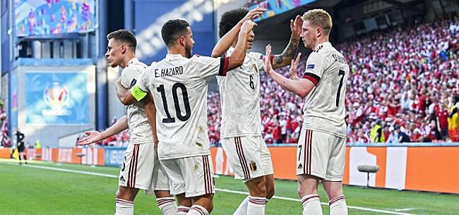 Foto: Euro 2020 - Un sans faute pour KDB, Hojbjerg et Kovacic
