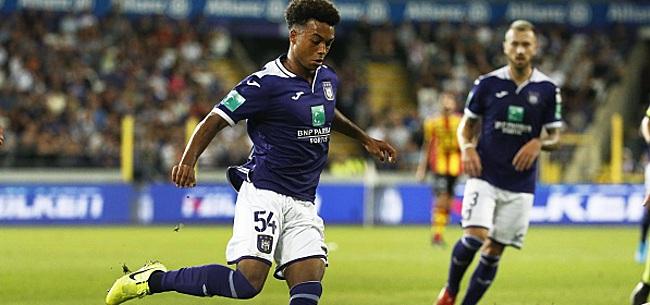 Foto: Anderlecht a refusé une offre anglaise pour Sardella