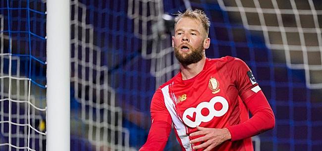 Foto: Klauss restera-t-il au Standard la saison prochaine ? Le Brésilien répond
