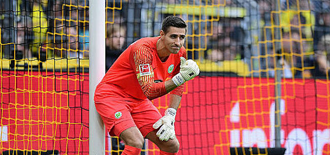 Foto: Dortmund reste dans la course au podium, Casteels repousse un penalty