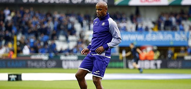Foto: Kompany  donne un fameux coup de boost à Anderlecht