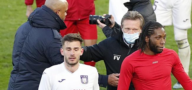 Foto: Vercauteren peut bien s'inquiéter avant son retour à Anderlecht