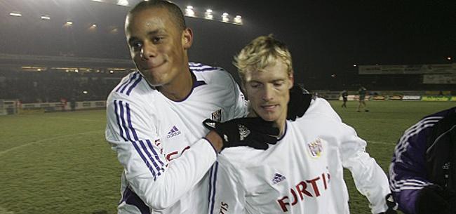 Foto: Christian Wilhelmsson félicite et approuve le transfert d'Anderlecht