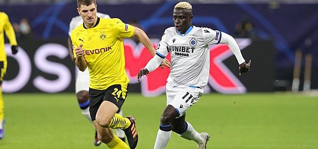 Foto: Bruges privé d'un joueur très important contre le Zenit