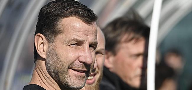 Foto: Anderlecht restructure: un départ important