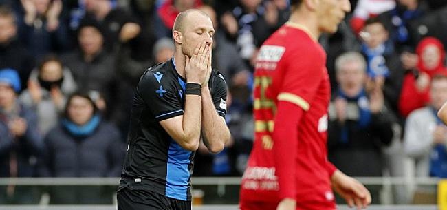 Foto: Le Club de Bruges prend une décision forte concernant son attaquant Krmencik
