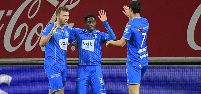 Foto:   Europa League - L'arbitre de La Gantoise - Slovan Liberec est ukrainienne