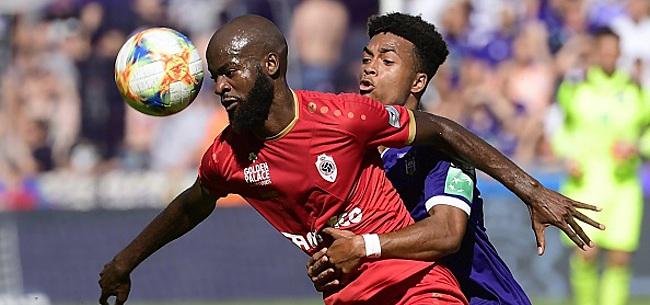 Foto: Un top club anglais a courtisé Sardella mais Anderlecht a réagi rapidement
