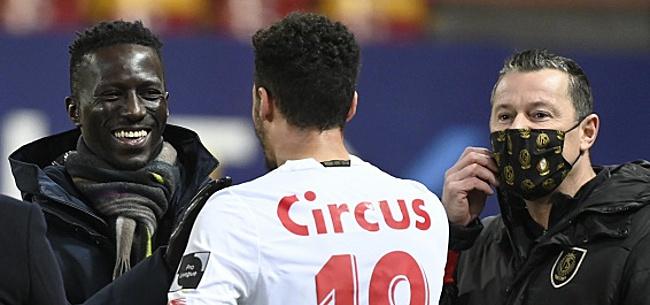 Foto: Amallah: c'est plus facile quand on met les joueurs à leur place