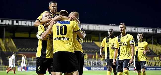 Foto: D1B - Six buts et du spectacle entre le Lierse et le RWDM