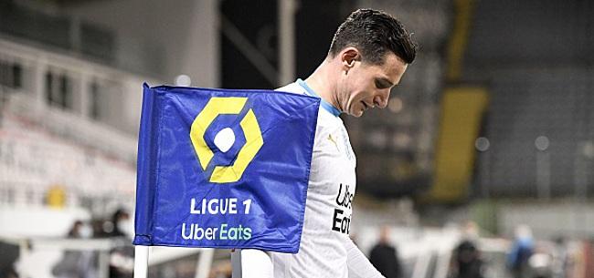 Foto: Coup de tonnerre à Marseille: Thauvin va quitter le club