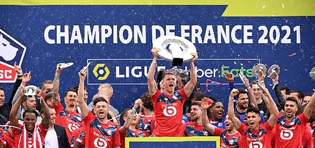 Foto: Trophée des Champions: le PSG ne peut rien contre Lille