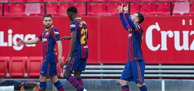 Foto: Le plan B du FC Barcelone: quelle incohérence