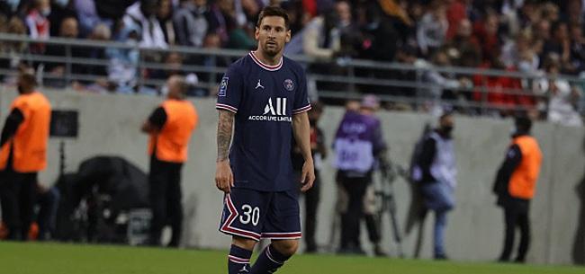 Foto: Les détails du contrat de Messi au Paris Saint-Germain