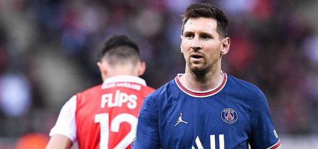 Foto: Quel Brugeois va échanger son maillot avec Messi ?