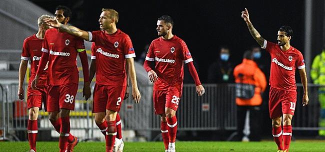 Foto: Europa League - L'Antwerp est déjà assuré de toucher un joli pactole