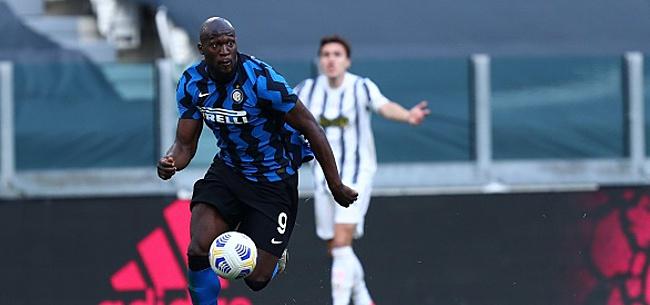Foto: Déjà un assist pour Lukaku avec l'Inter