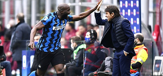Foto: Lukaku emmène l'Inter au sommet du football italien !