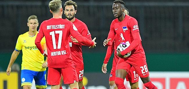 Foto: Belges à l'étranger: Lukebakio double buteur, Denayer et Kabasele jouent 90'